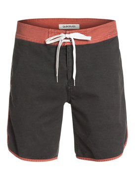 STREET TRUNKS SCALLOP Negro EQYWS03145