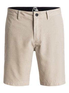 """Washed Amphibian 19"""" - Amphibian Shorts  EQYWS03210"""