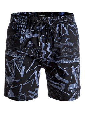 "Labyrinth 17"" - Beach Shorts  EQYWS03241"