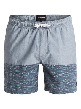 BEACH SHORT DREAM WEAVER Azul EQYWS03247