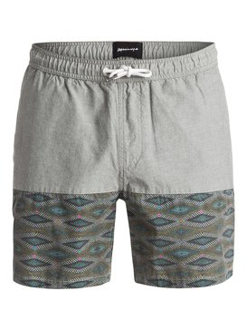 BEACH SHORT DREAM WEAVER Negro EQYWS03247
