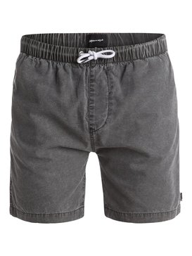 BEACH SHORT SOLID Negro EQYWS03249