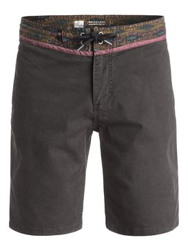 STREET SHORT DREAM WEAVER 20 Negro EQYWS03288