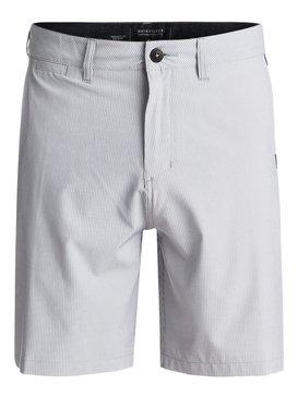 "Union Pinstripe 19"" - Amphibian Board Shorts  EQYWS03490"