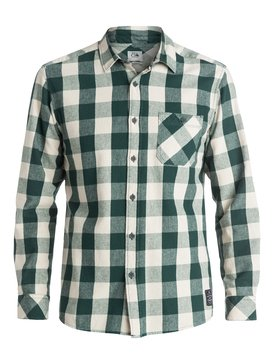 Motherfly Flannel - Long Sleeve Shirt EQYWT03175
