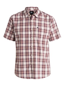 Everyday Check - Short Sleeve Shirt  EQYWT03335