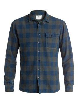 The Indigo Check - Long Sleeve Shirt  EQYWT03348