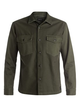 Counter Fire - Long Sleeve Overshirt  EQYWT03353
