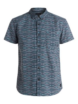 DREAM WEAVER SHIRT SS Azul EQYWT03358