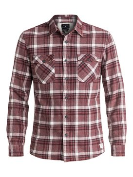 Lost Wave Flannel - Long Sleeve Shirt  EQYWT03375