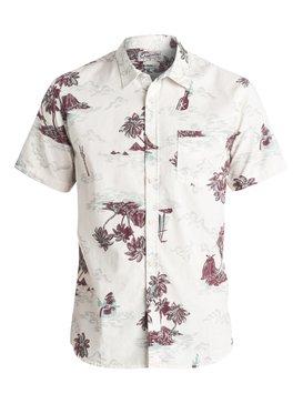 Island Apocalyspe - Short Sleeve Shirt  EQYWT03409