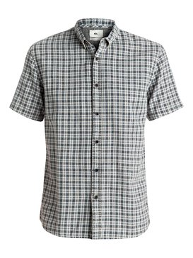 The Linen Check - Short Sleeve Shirt  EQYWT03488