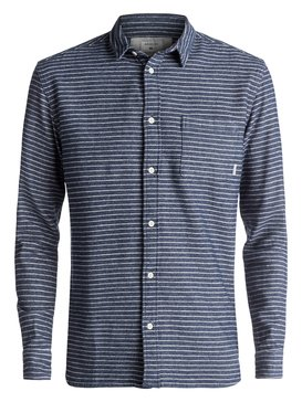 Crossed Tide Flannel - Long Sleeve Shirt  EQYWT03529