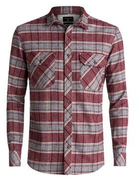 River Back Flannel - Long Sleeve Shirt  EQYWT03532
