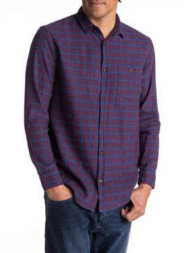 Phaser Setting Flannel - Long Sleeve Shirt  EQYWT03539