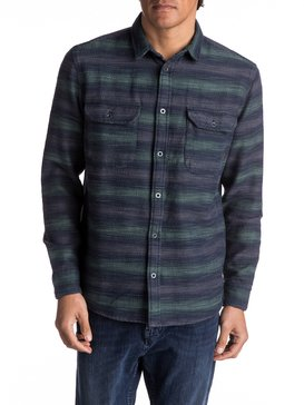 Dusky Town Flannel - Long Sleeve Over Shirt  EQYWT03541