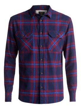 Fitz Forktail Flannel - Long Sleeve Shirt  EQYWT03544