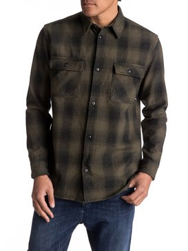Venice Vice Flannel - Long Sleeve Shirt  EQYWT03546