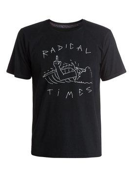 Radical Tube - T-Shirt  EQYZT03365
