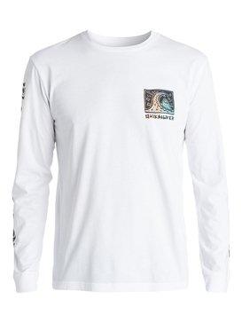 Surf Trip - Long Sleeve T-Shirt EQYZT03378