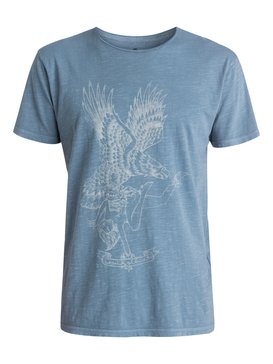 Slub Eagles Nest - T-Shirt  EQYZT03394