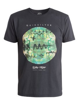 Garment Dyed Surf Tripping - T-Shirt  EQYZT03401
