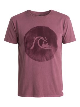 Garment Dyed Ink Bubble - T-Shirt  EQYZT03404