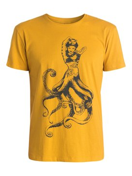 Organic Octopussys - T-Shirt  EQYZT03447