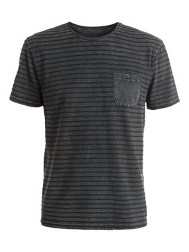 Acid Man Stripe - Stripe Short Sleeve Crew EQYZT03450