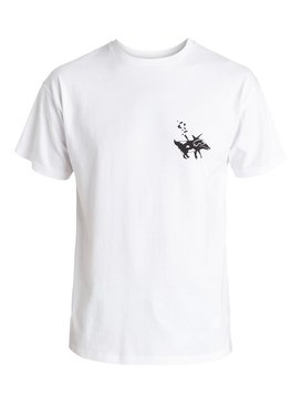 Snorkel Ghetto Dog - Quiksilver X Julien David Collaboration tee  EQYZT03485