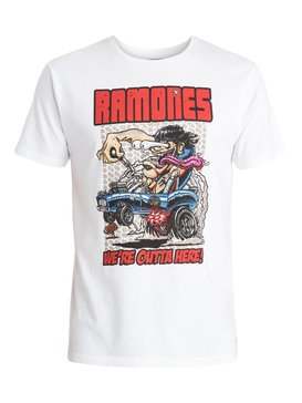 Ramones - Pure Cotton T-Shirt  EQYZT03574