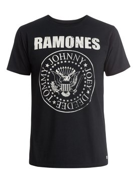 Ramones Band - Cotton T-Shirt  EQYZT03575