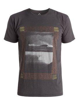 Slub Split Screen - T-Shirt  EQYZT03687