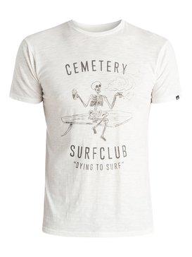 Slub Cemetery - T-Shirt  EQYZT03689