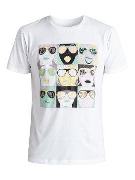 Michael Leon X Arkitip Spot Check - T-Shirt  EQYZT03736