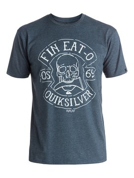 Heather Fin Eat - T-Shirt  EQYZT03894