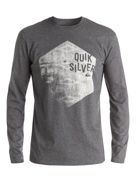 Classic Jumbled Hex - Long Sleeve T-Shirt  EQYZT03936
