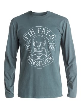 Classic Fin Eat - Long Sleeve T-Shirt  EQYZT03938