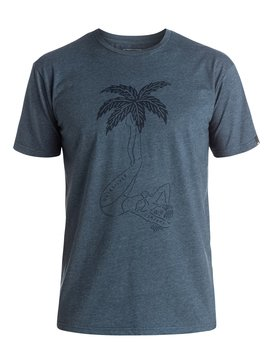 Heather Wet Palms - T-Shirt  EQYZT03950