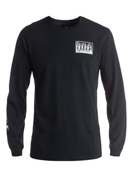 PM Afro Logo - Long Sleeve T-Shirt  EQYZT03952