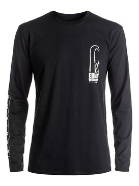 Eddie Would Go - Long Sleeve T-shirt  EQYZT04258
