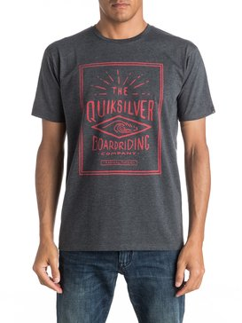 Heather Double Lines - T-Shirt  EQYZT04289