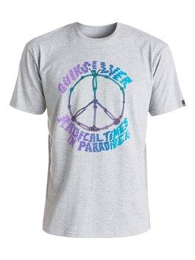 Classic Peace Skull - T-Shirt  EQYZT04304