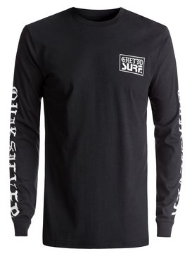 Ghetto Surf - Long Sleeve T-Shirt  EQYZT04471