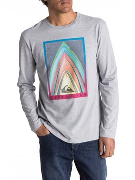 Classic Stacked - Long Sleeve T-Shirt  EQYZT04603