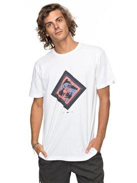 Classic Crimson Skyline - T-Shirt  EQYZT04781