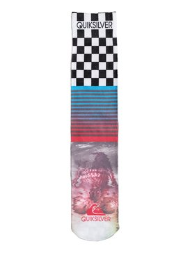 Quiksilver - Printed Crew Socks  PS006941A