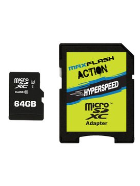 SD 64GB HYPERSPEED Multicolor SD64HYP