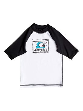 Bubble Dream - Short Sleeve Rash Vest  UQKWR03031