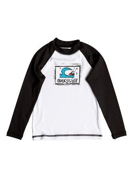 Bubble Dream - Long Sleeve Rash Vest  UQKWR03032